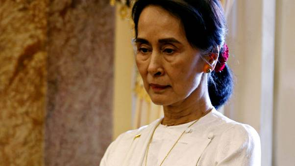 Suu Kyi's actions 'regrettable' but she will keep peace prize - Nobel chief