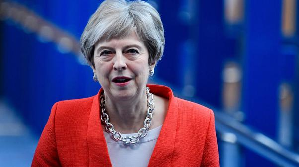 After Soviet comparison, May says the EU is not the USSR