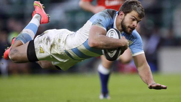 Rugby - Argentina make three changes for Wallabies visit