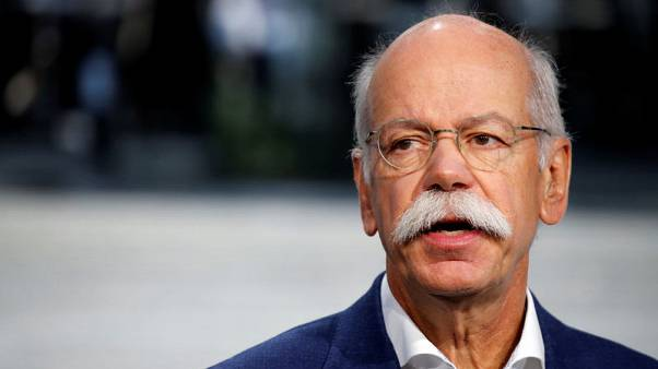 Disorderly Brexit scenarios are 'highly worrying', says Daimler boss