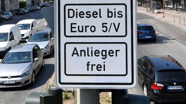 German car registrations slump on new emissions tests - source