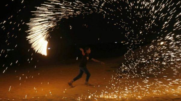 A Gaza, la nuit est la nouvelle alliée des Palestiniens contre Israël