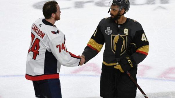 """NHL: """"La pilule a été dure à avaler"""", selon Bellemare"""