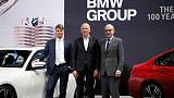 BMW would up Dutch production in hard Brexit scenario - CEO