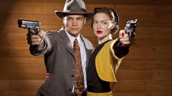 Presi Bonnie e Clyde del Riminese
