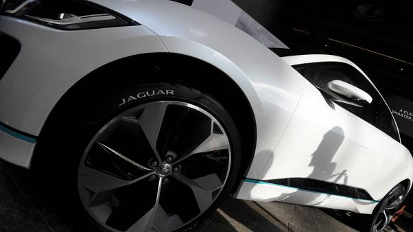 Brexit uncertainty weighs on Jaguar's electric car investment decision