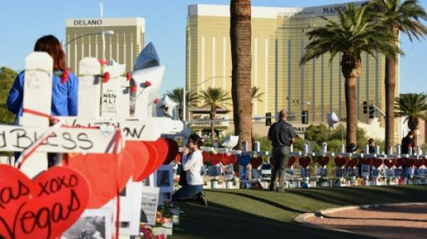 Un an après, Las Vegas rend hommage aux victimes de la fusillade