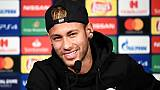 """Ligue des champions: Neymar """"peut-être pas à 100% de sa forme, mais presque"""", selon Tuchel"""