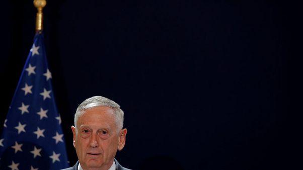 وزير الدفاع الأمريكي: عدد الدبلوماسيين الأمريكيين في سوريا زاد إلى المثلين