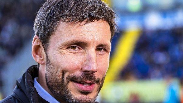Psv: Van Bommel, dobbiamo battere Inter