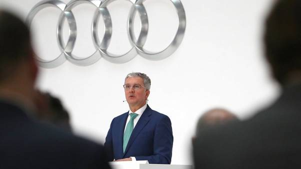 Volkswagen terminates Audi CEO's contract amid emissions probe