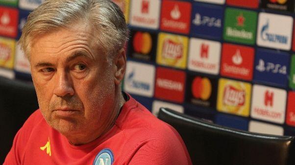 Champions: Ancelotti, sappiamo cosa fare