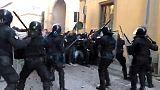 Carabiniere picchiato, due condanne