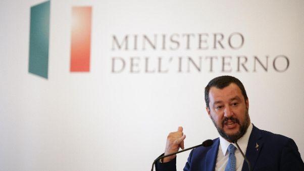Salvini,Juncker?Parlo con persone sobrie