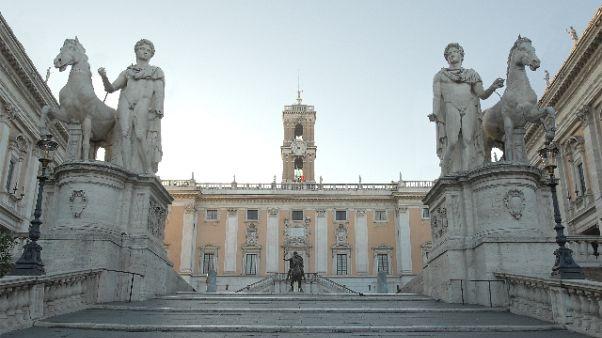Authority boccia Roma, da bus a rifiuti