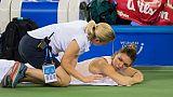 Tennis : La N.1 mondiale Simona Halep souffre d'une hernie discale