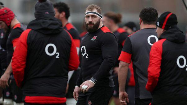 Rugby - Marler admits seeking bans to avoid England duty
