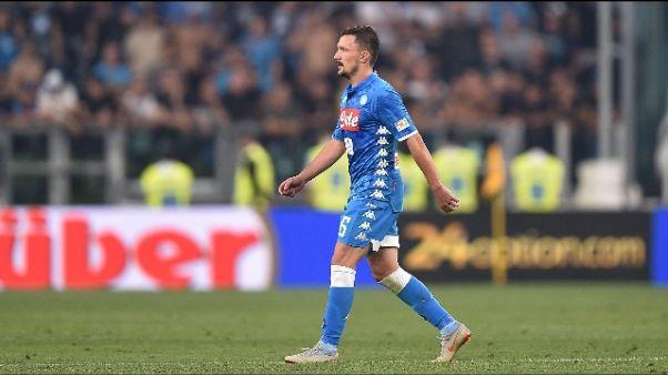 Giudice Serie A: un turno a Mario Rui
