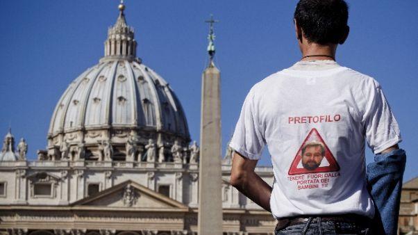 Vittime abusi, in Italia 4 'casi Viganò'