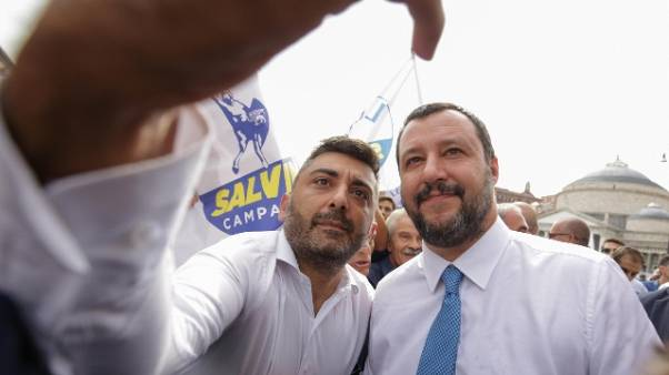 Salvini, sgomberi? Ci penso io