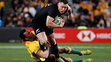 Rugby - Hurting All Blacks must learn lesson, says Crotty