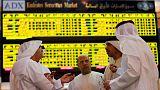 معظم بورصات الخليج تهبط وسط اضطراب الأسواق الناشئة وقطاع الطاقة يقود قطر للصعود