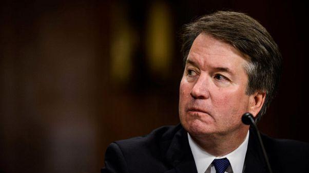 Key U.S. senator concerned about Kavanaugh's 'partisan' tone