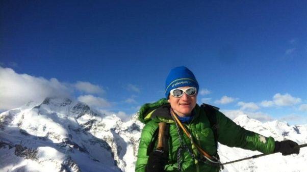 Alpinista italiano disperso in Giorgia
