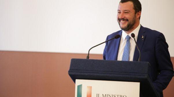 Def: Salvini, puntiamo su crescita