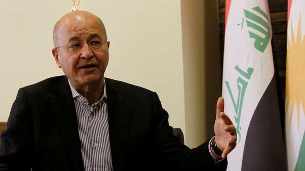 Parliament elects Kurdish politician Barham Salih president of Iraq