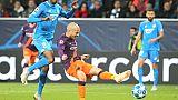Ligue des champions: réveil timide pour Manchester City à Hoffenheim
