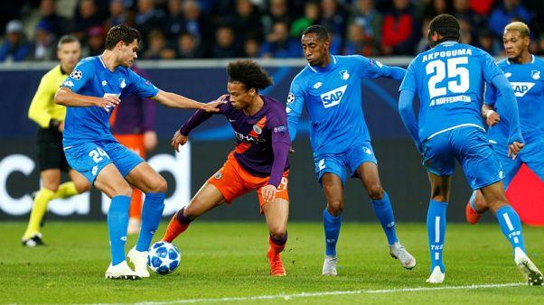 Man City earn late win at Hoffenheim through David Silva
