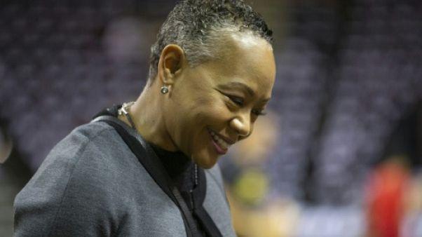 Time's Up recrute sa première PDG, venue du basket professionnel féminin