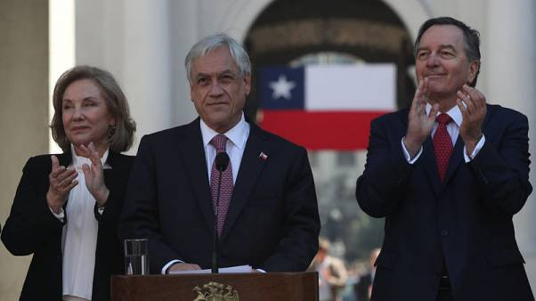 Chilean president to meet Pope amid Catholic Church abuse crisis