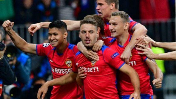 Ligue des champions: le Real Madrid surpris par la jeunesse russe du CSKA