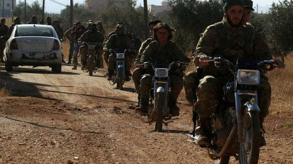 Syrian rebels say Turkey promises no Russian patrols in Idlib zone
