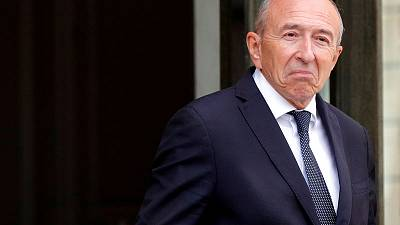 Macron has asked PM for names to replace interior minister Collomb