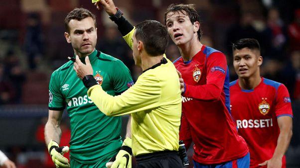 ريال يواصل المعاناة ويتجرع هزيمة مفاجئة أمام تشسكا موسكو