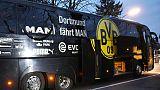 Ligue des champions: dix-huit mois après l'attentat, Monaco retrouve Dortmund