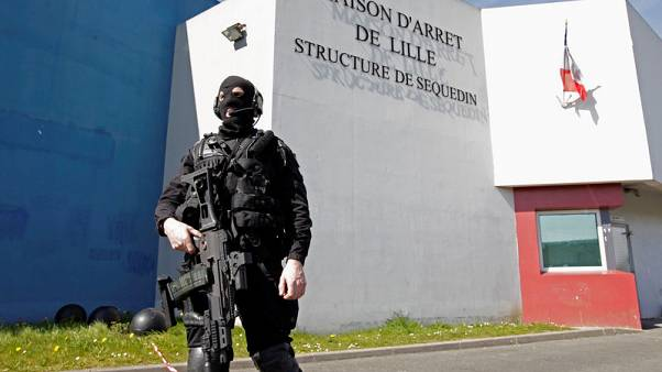 French police recapture 'jailbreak king' after months on the run