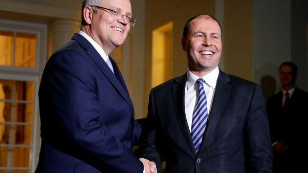 Australia scraps tampon tax as new PM seeks to woo female voters