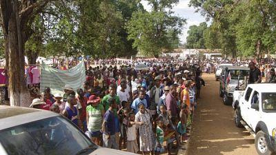 L'administration de proximité, l'amélioration des services publics : Remise d'infrastructures impactant le quotidien des citoyens à Manja