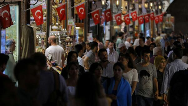 Turkey inflation surges to nearly 25 percent in September, highest in 15 years
