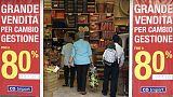 Euro zone retail sales slip in August as food, online sales fall