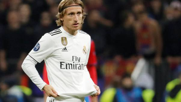 Croatia court rejects false testimony charge against Modric