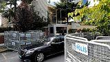 مسؤولون أتراك: جمال خاشقجي لا يزال في القنصلية السعودية باسطنبول