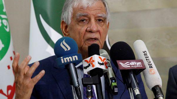 وزير النفط العراقي: لا مراجعة لمستويات إنتاج أوبك حاليا