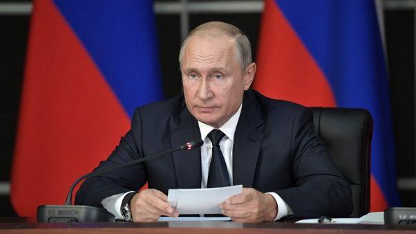 بوتين يقول ترامب محق في أن أسعار النفط بالغة الارتفاع