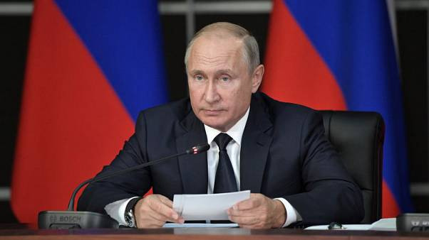 Putin says he wants all foreign forces to eventually quit Syria