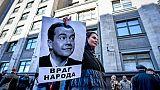 Russie: Vladimir Poutine promulgue l'impopulaire réforme des retraites